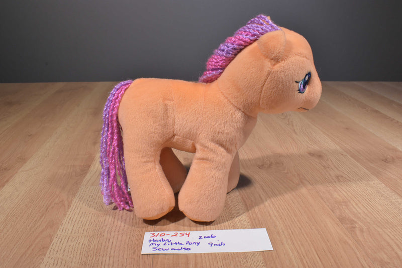 Hasbro My Little Pony Sew and So 2006 Plush