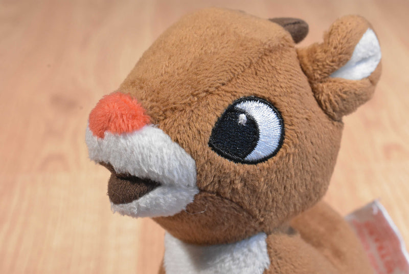 Prestige Rudolph the Red Nosed Reindeer 2014 Beanbag Plush