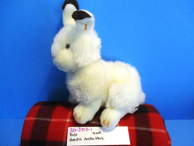 Russ Quentin the Arctic Hare Plush