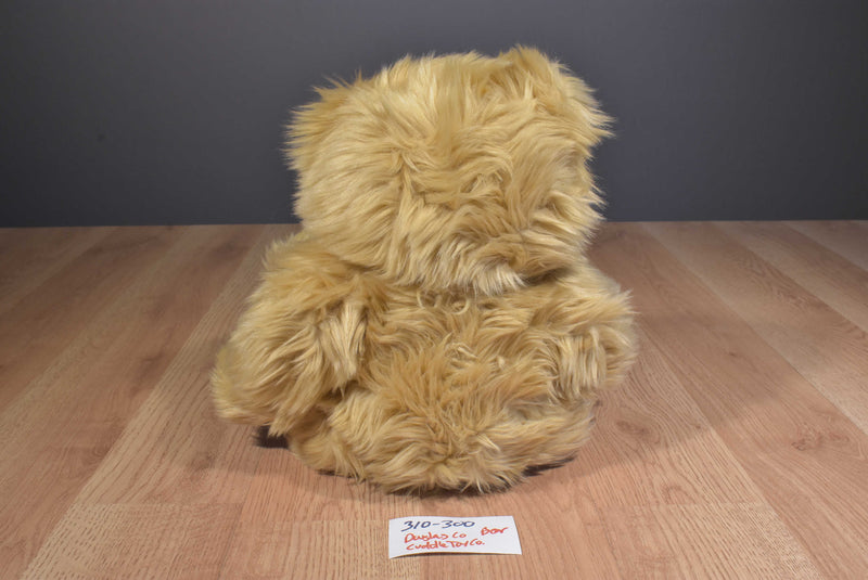 Douglas Tan Teddy Bear Beanbag Plush