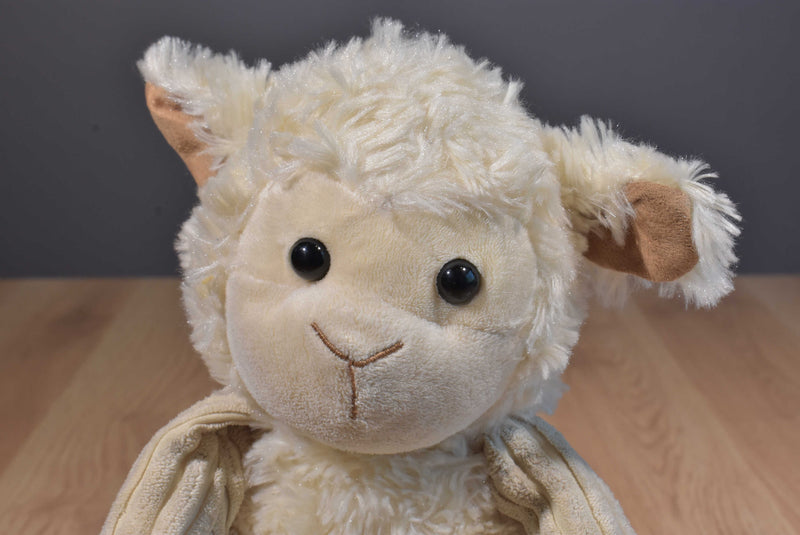Scentsy Buddy Lenny Lamb With Scent Packet Beanbag Plush