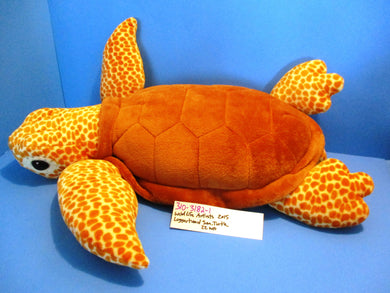 Wildlife Artists Loggerhead Sea Turtle 2015 Plush