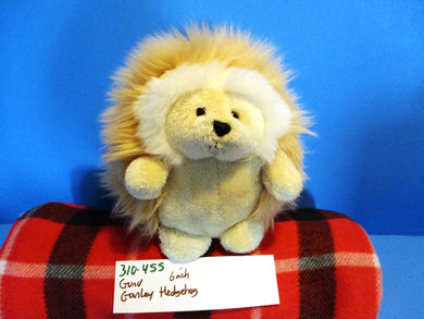 Gund Ganley the Hedgehog plush(310-455)