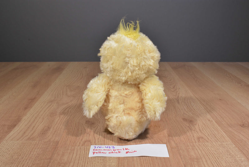 Commonwealth Yellow Chick 2012 Plush