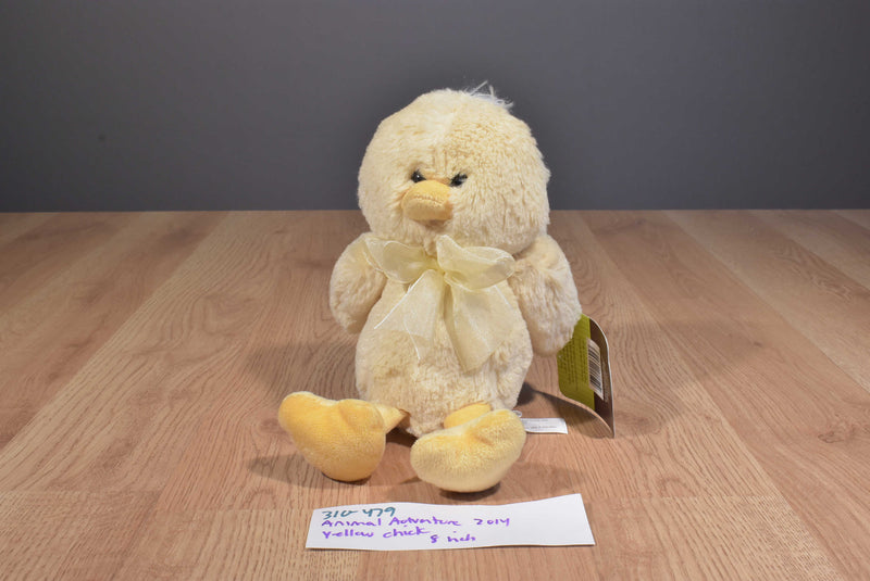 Animal Adventure Yellow Chick 2014 Plush