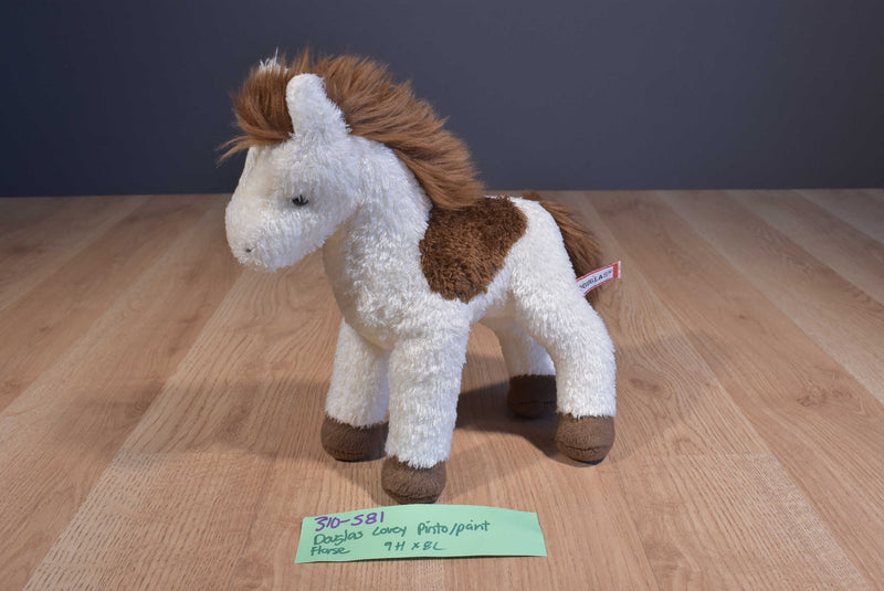 Douglas Spotty Paint Horse 2011 Beanbag Plush