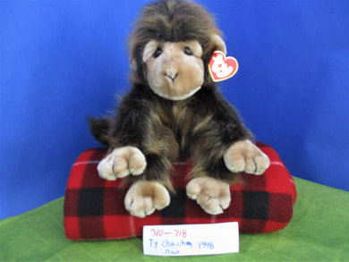 Ty Classic 1998 Cha Cha the Brown Monkey Plush(310-718)