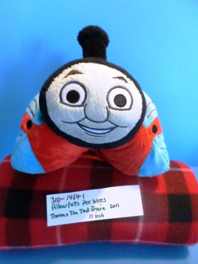 Pillow Pets Pee Wees Thomas the Tank Engine Pillow