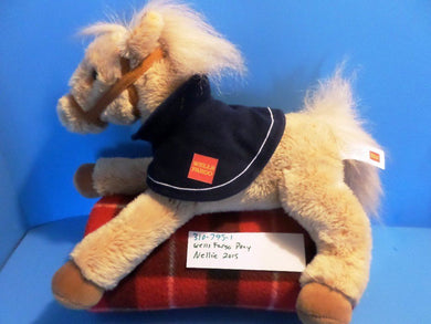 Wells Fargo Pony Nellie 2015 plush(310-795-1)