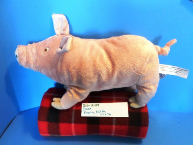 Ikea Knorring Pig plush(310-2129)