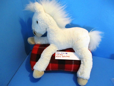 Wells Fargo White Pony Mollie(310-2161-1)