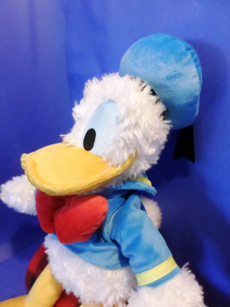 Disney Parks Donald Duck Plush