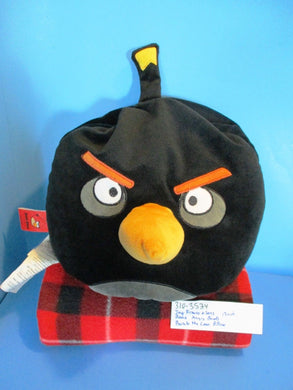 Jay Franco and Sons Angry Birds Bomb the Loon Pillow plush(310-3534)