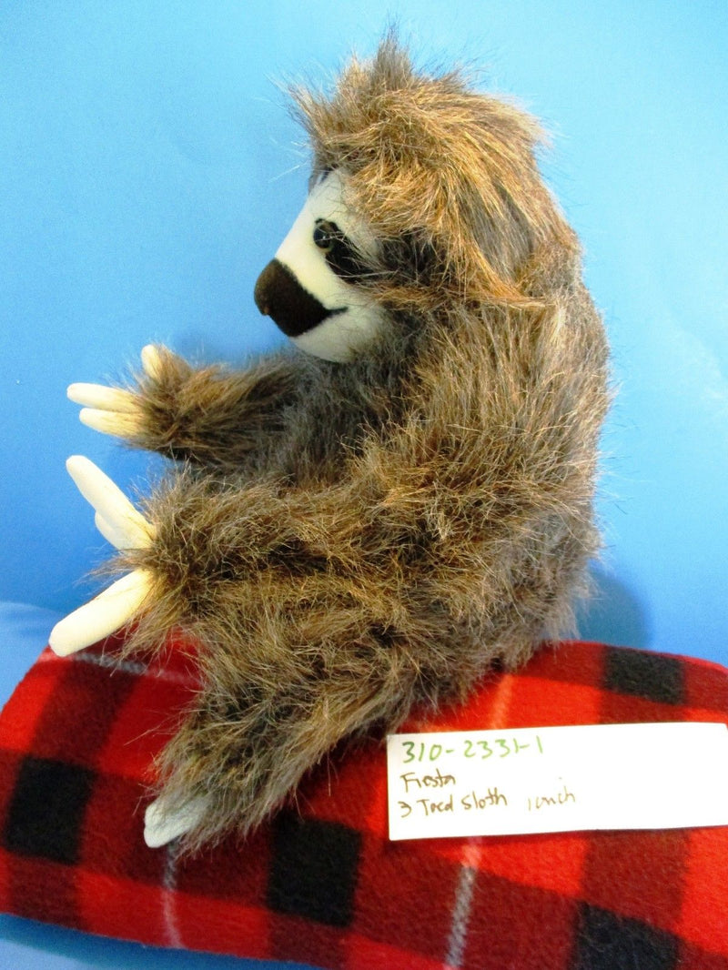 Fiesta Three Toed Sloth Plush