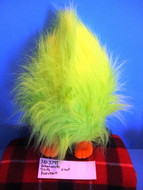 Dreamworks Trolls Fuzzbert Plush