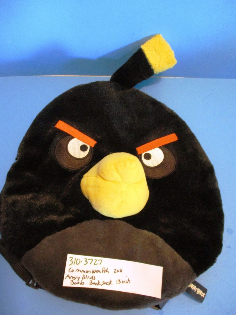 Commonwealth Rovio Angry Birds Bomb the Loon 2011 Backpack