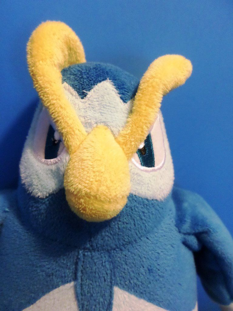 JAKKS Pacific Pokemon Talking Prinplup 2007 Plush