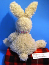 Ganz Fluffle the Grey Bunny/Rabbit Beanbag Plush