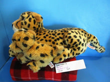 Aurora Cheetah and Cub Plush