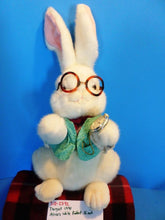 Target Commonwealth Toys Alice's White Rabbit 1991 Plush