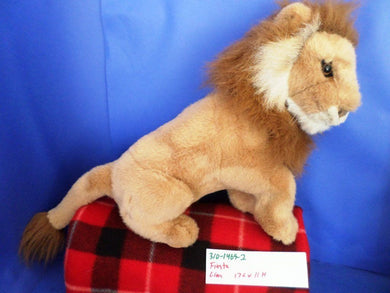 Fiesta Lion plush(310-1469-2)