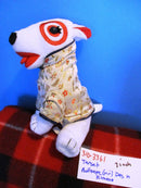 Target Bullseye Girl Chinese Year of Dog 2007 Plush