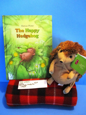Kohl's The Happy Hedgehog plush and book(310-2964-1)