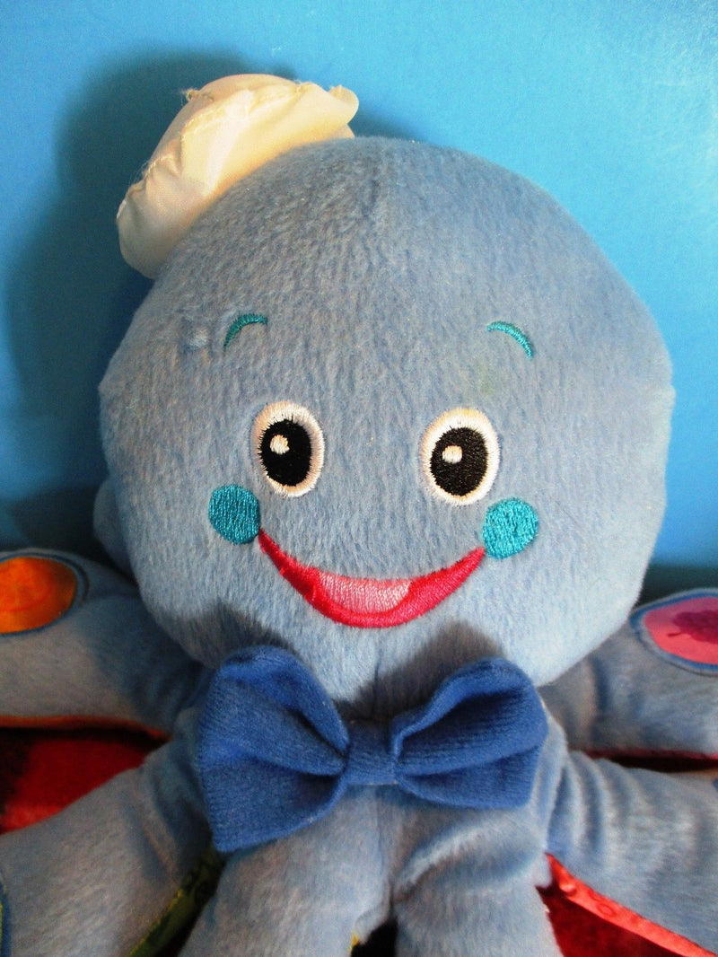 Baby Einstein OctoPlush Learning Octopus 2006 Plush