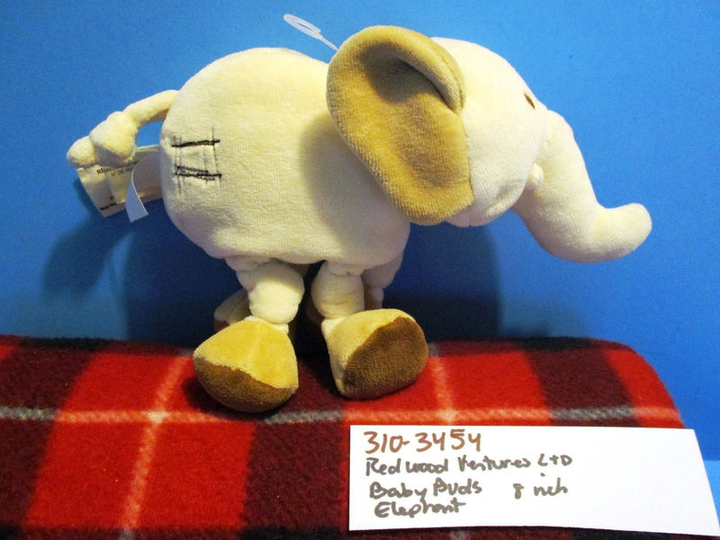 Redwood Ventures Babybuds Elephant Beanbag Plush