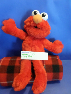 Applause Sesame Street Talking Elmo 1997 Plush
