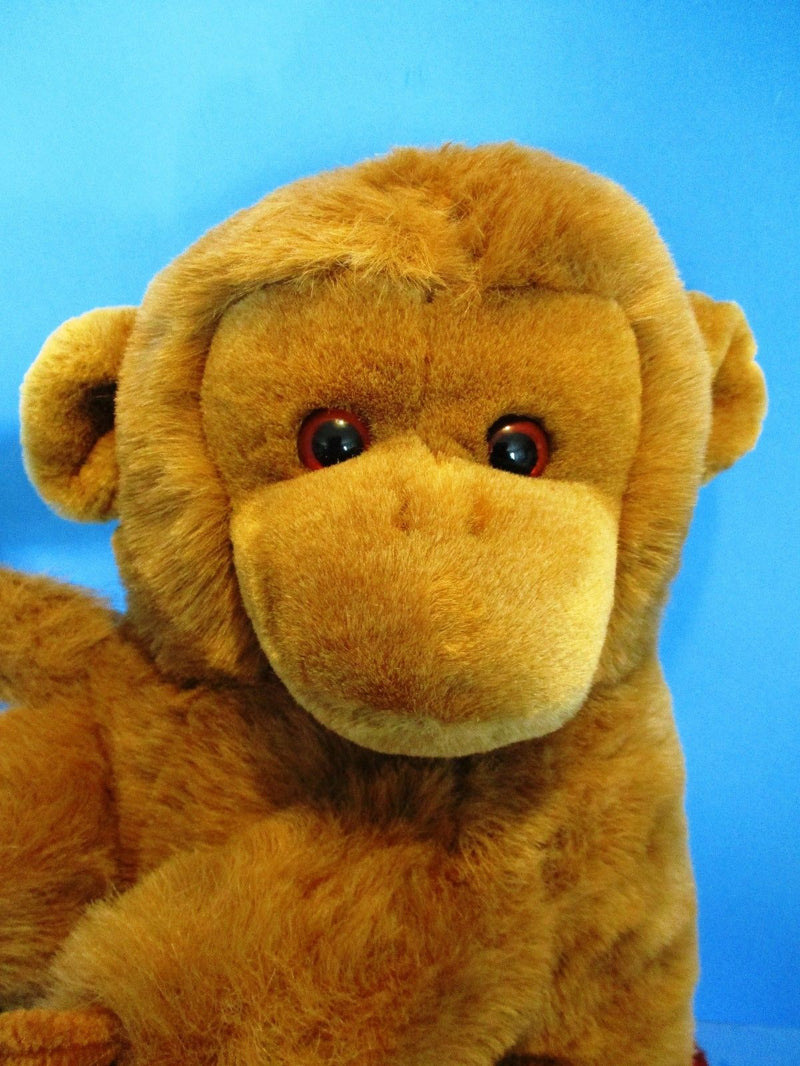 Fiesta Be O Be Brown Monkey Plush