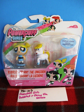Spin Master Action Doll Figurine Bubbles and Donny the Unicorn