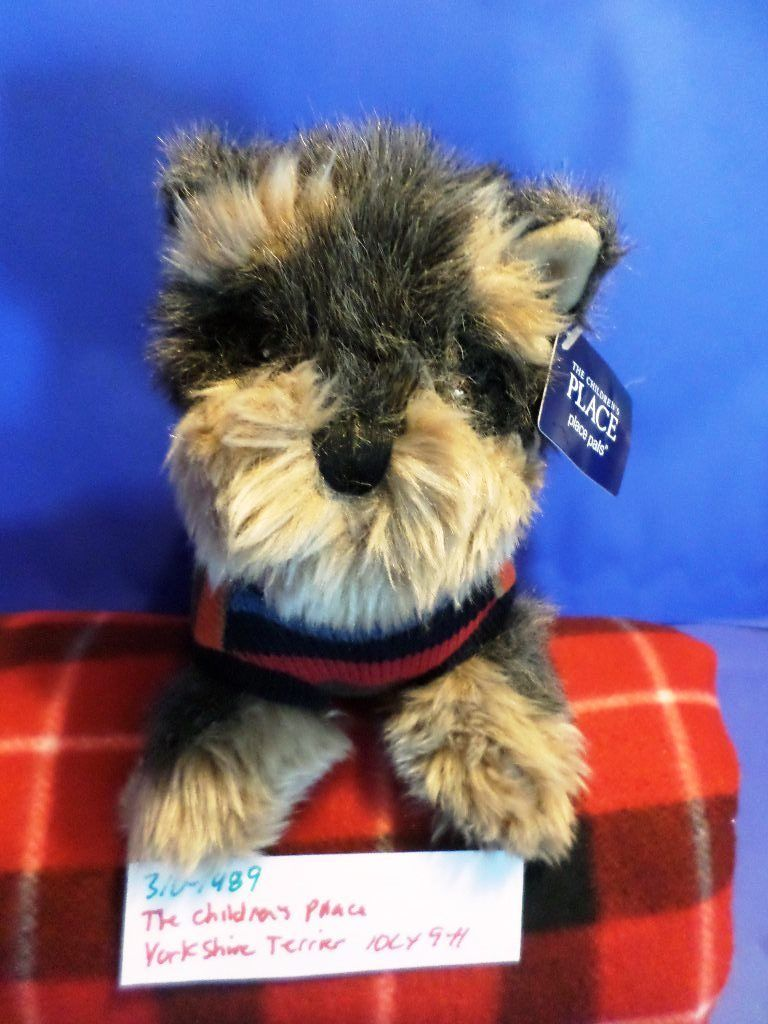 The Children's Place Yorkshire Terrier Puppy