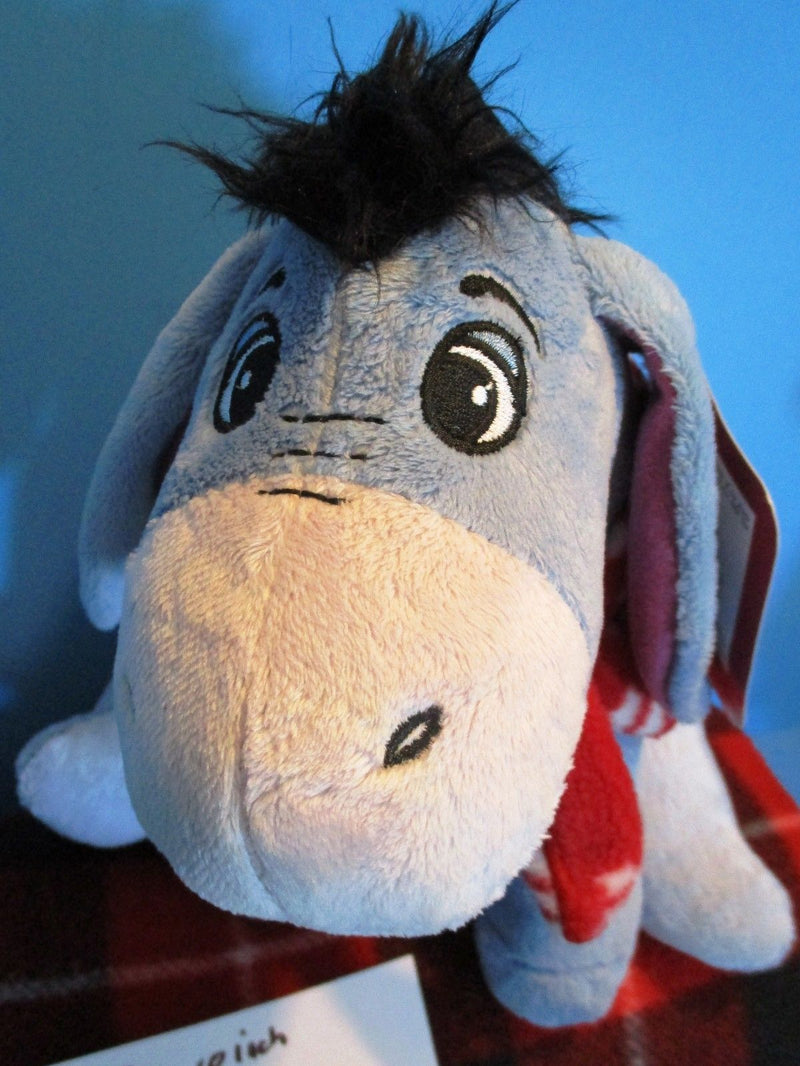 Best Made Toys Disney Eeyore Winter Christmas Plush