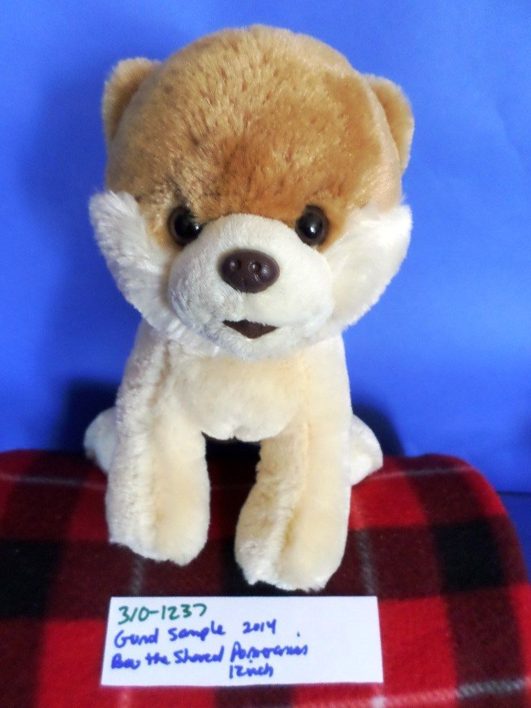 Gund Boo the Shaved Pomeranian Plush