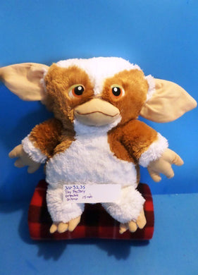 Toy Factory Warner Bros Gremlins Gizmo Plush