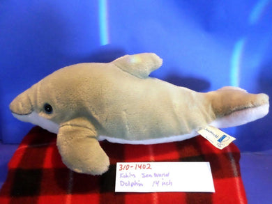 Kohl's Sea World Dolphin plush(310-1402)