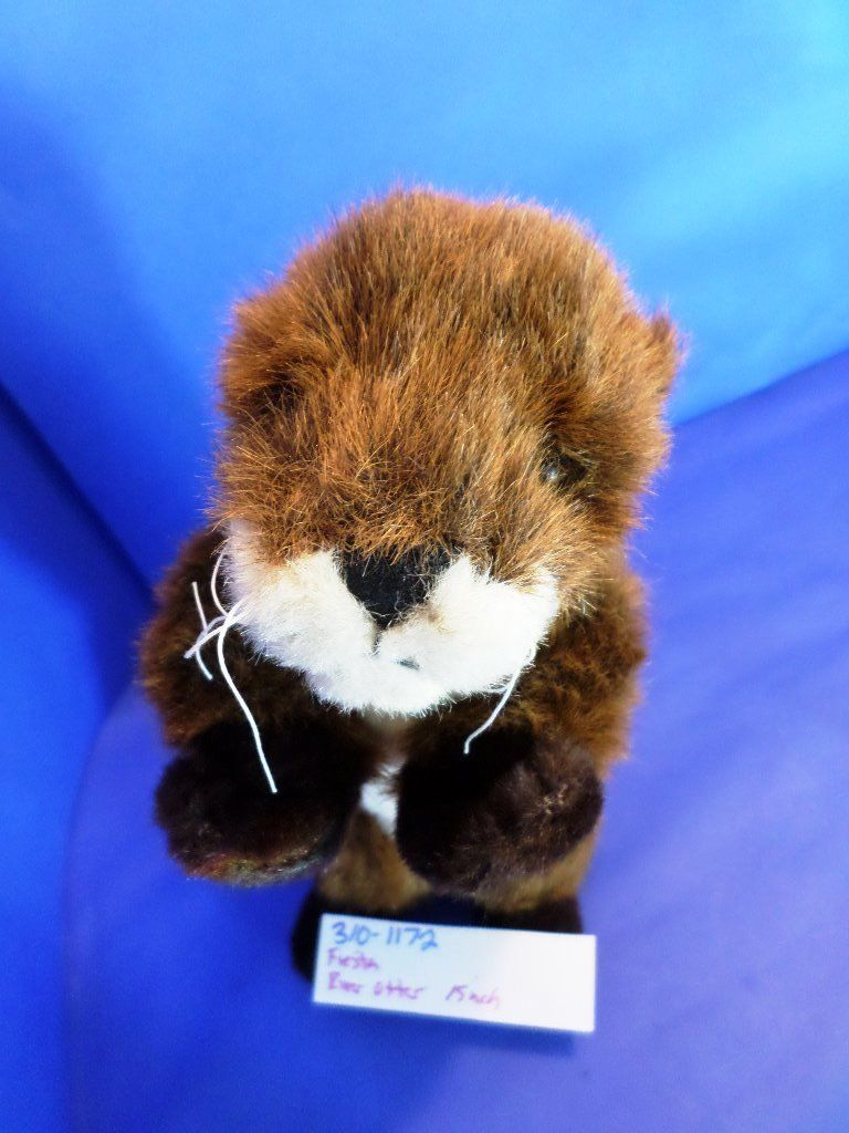 Fiesta River Otter Plush