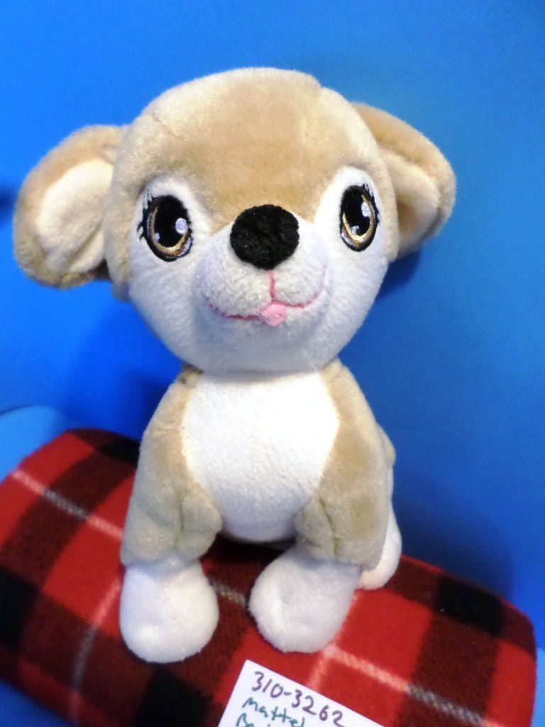 Just Play Mattel Barbie Chihuahua 2014 Plush