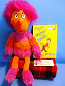 Kohl's Cares Dr. Seuss There's a Wocket in My Pocket 2010 Plush and Book