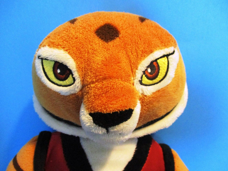 Kohl's Cares DreamWorks Kung Fu Panda Tigress Tiger 2008 Plush