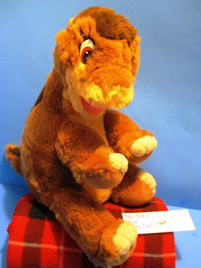 Gund The land Before Time Little Foot 1985 plush(310-3118-2)