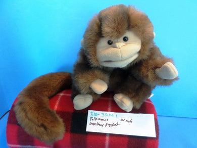 Folkmanis Brown Monkey Puppet