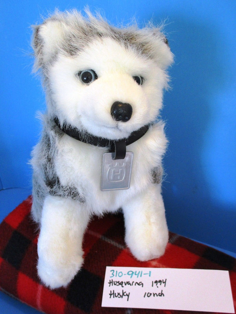 Husqvarna Husky Dog 1994 Plush