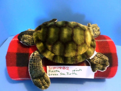 Fiesta Green Sea Turtle plush(310-1982)