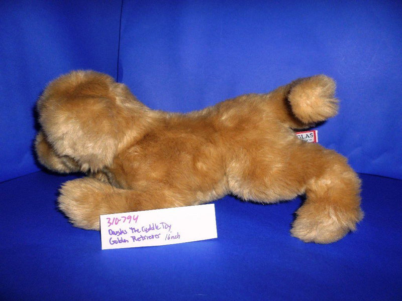 Douglas Honey Golden Retriever Dog Plush
