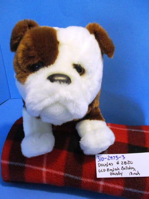 Douglas Old English Bulldog Hardy #2020 Plush