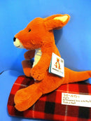 Kohl's Cares Eric Carle Does A Kangaroo Have A Mother, Too? Plush and Book