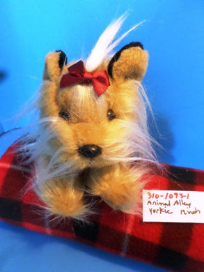 Animal Alley Yorkshire Terrier beanbag plush(310-1093-1)