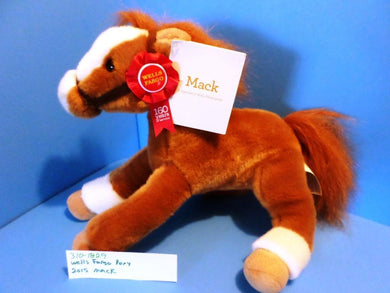 Wells Fargo Pony